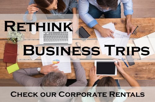 business rentals corporate