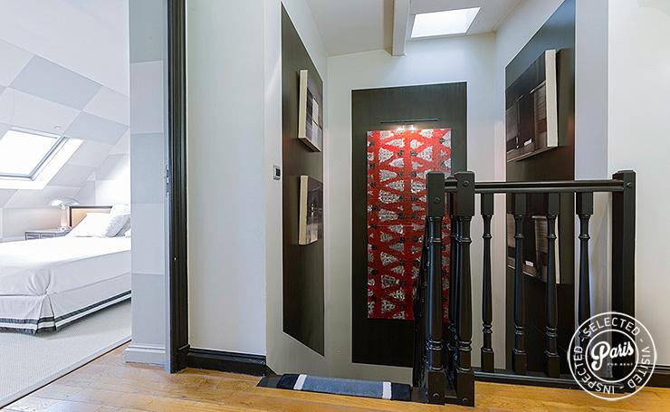 Paris Apartment Rentals Madeleine Terrace Epicurean
