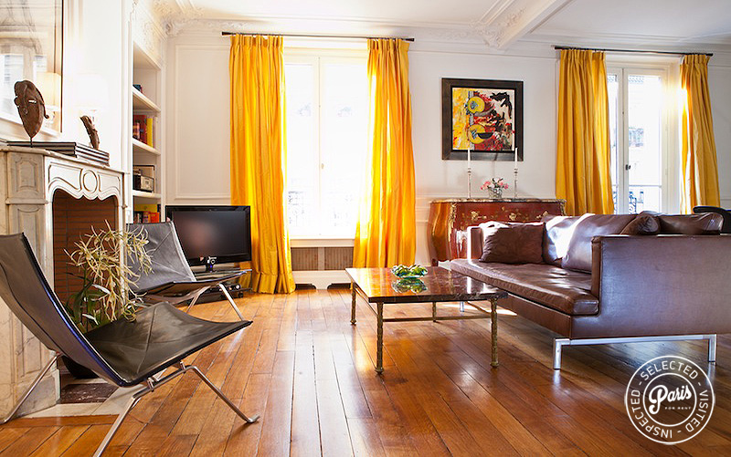 Paris Apartment Rentals St Germain Attitude Luxury 3