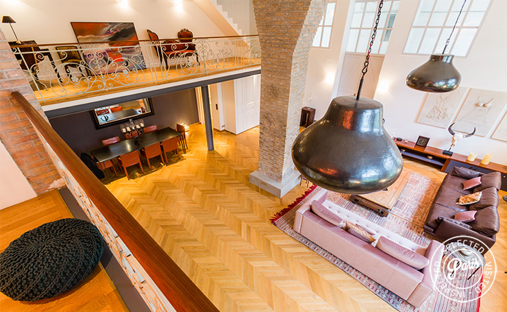 High ceilings at Latin Quarter, Paris vacation rental, Latin Quarter