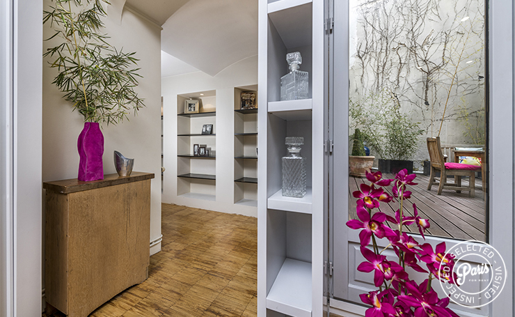 3 bedroom duplex Paris apartment in the heart of Paris Marais district