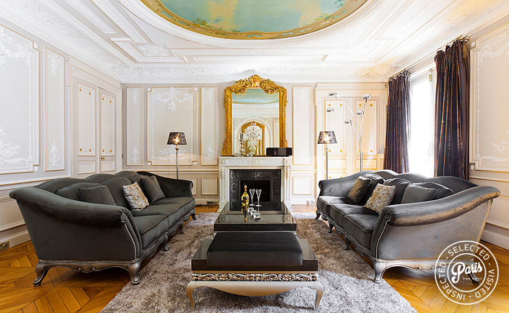 Paris Apartment Rentals Palais Royal Ultra Luxury 4 Bd