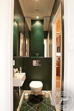 Separate WC at Pantheon, apartment for rent in Paris,