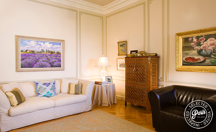 Den at Trocadero Palace, a vacation rental in Paris, Champs Elysées