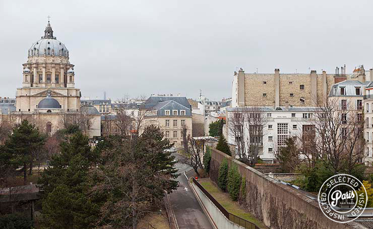 View of Val de Grace at Mouffetard 2, Paris vacation rental, Latin Quarter