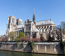 Notre Dame - Paris For Rent