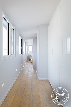 Hall at Marais Skyline, apartment for rent in Paris, Marais