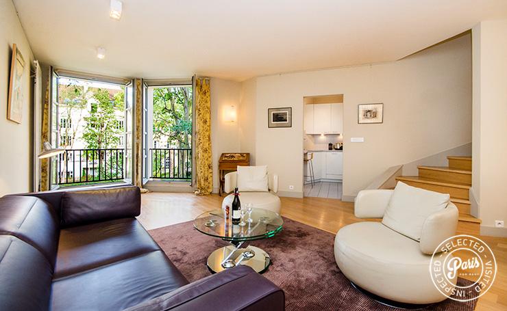 Paris Apartment Rentals Sorbonne Photos Garden Serenity In Latin Quarter